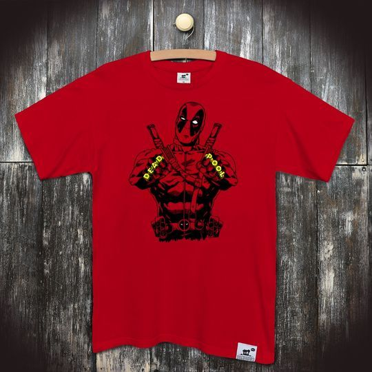 Pánské seriálové tričko Deadpool  Deadcool 94bef458ea