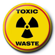 Posters Placka TOXIC WASTE - Posters