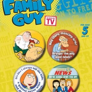Posters Placka FAMILY GUY - characters - Posters