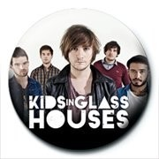 Posters Placka KIDS IN GLASS HOUSES - band - Posters