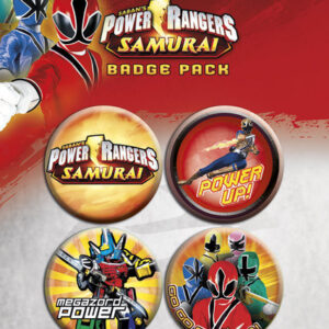 Posters Placka POWER RANGERS - pack 1 - Posters