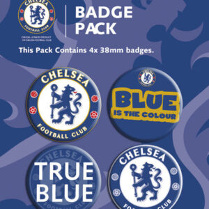 Posters Placka CHELSEA - pack 2 - Posters