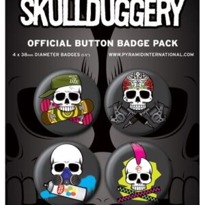 Posters Placka SKULLDUGGERY - Posters