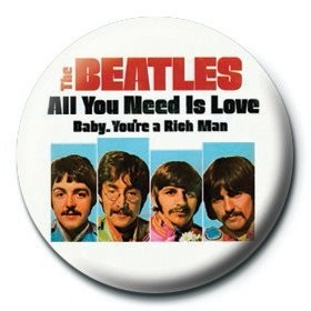 Posters Placka BEATLES - baby