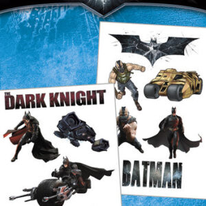 Posters Tetování BATMAN DARK KNIGHT RISES - Posters