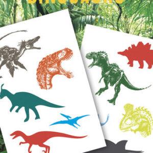 Posters Tetování DINOSAURS 1 - Posters