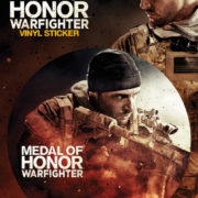 Posters Samolepka MEDAL OF HONOR - sniper - Posters