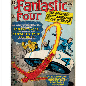 Posters Reprodukce Fantasic Four