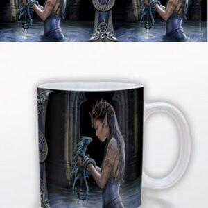 Posters Hrnek Fantasy - Water Dragon