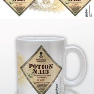 Posters Hrnek Harry Potter - Potion No.113 - Posters