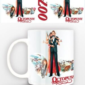 Posters Hrnek James Bond - octopussy - Posters
