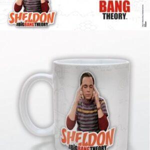 Posters Hrnek The Big Bang Theory (Teorie velkého třesku) - Sheldon - Posters