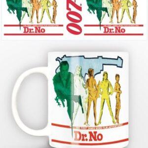 Posters Hrnek James Bond - dr.no - Posters