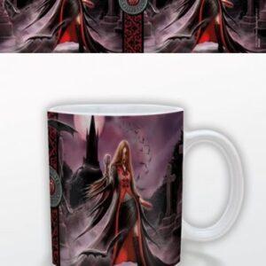 Posters Hrnek Fantasy - Blood Moon