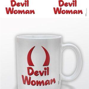 Posters Hrnek Devil Woman - Posters