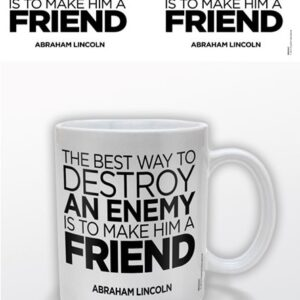 Posters Hrnek Abraham Lincoln – A Friend - Posters