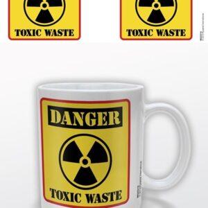 Posters Hrnek Danger Toxic Waste - Posters