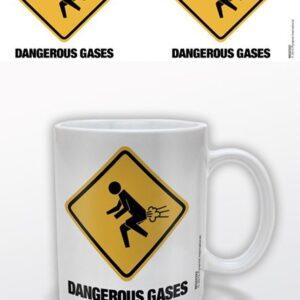 Posters Hrnek Dangerous Gases - Posters