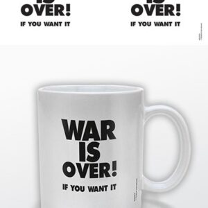 Posters Hrnek War Is Over! - If You Want It - Posters