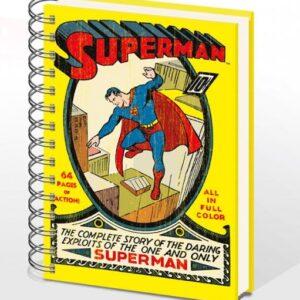 Posters SUPERMAN NO.1 - zápisník A5 Psací potřeby - Posters