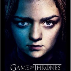 Posters GAME OF THRONES 3 - arya rám s plexisklem - Posters