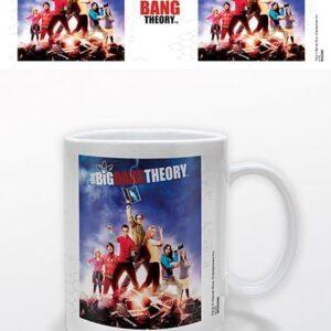 Posters Hrnek The Big Bang Theory (Teorie velkého třesku) - Laptop - Posters