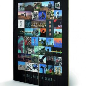 Posters Obraz na dřevě - Pink Floyd - 40th Anniversary