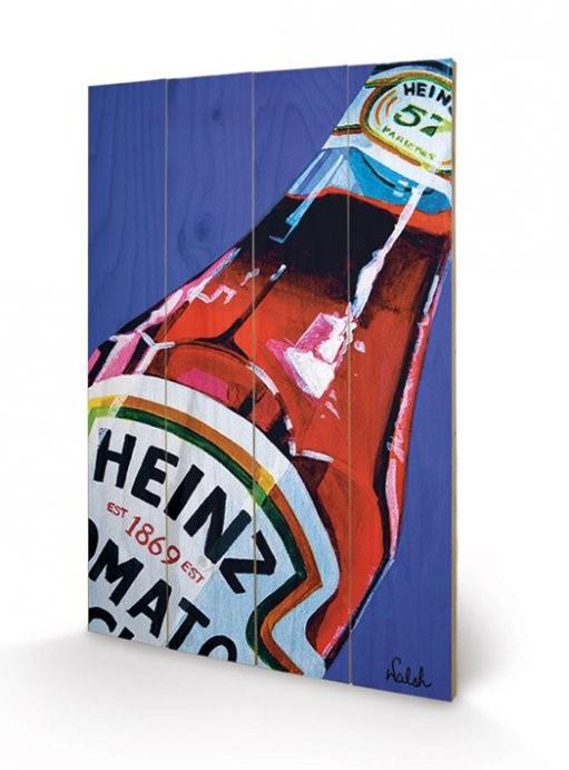 Posters Obraz na dřevě - Heinz - TK Orla Walsh