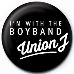 Posters Placka UNION J - i'm with the boyband - Posters