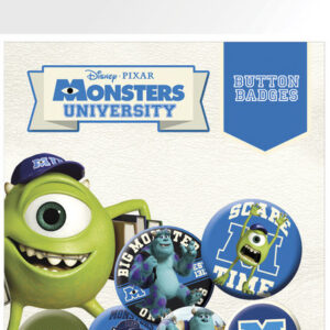 Posters Placka MONSTERS UNIVERSITY - Posters