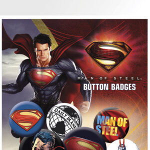 Posters Placka SUPERMAN MAN OF STEEL - Posters