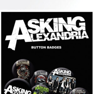 Posters Placka Asking Alexandria - Graphics - Posters