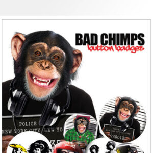 Posters Placka BAD CHIMPS - Posters