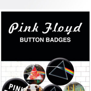 Posters Placka Pink Floyd - Album and Logos - Posters