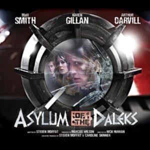 Posters DOCTOR WHO - asylum of daleks rám s plexisklem - Posters