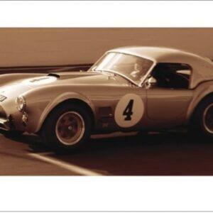 Posters Reprodukce Ben Wood - AC Cobra 1962