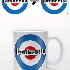 Posters Hrnek Lambretta - Target - Posters