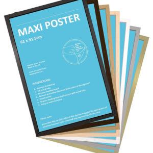 Posters Rám pro plakát 61x91