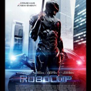 Posters ROBOCOP - 2014 one sheet rám s plexisklem - Posters