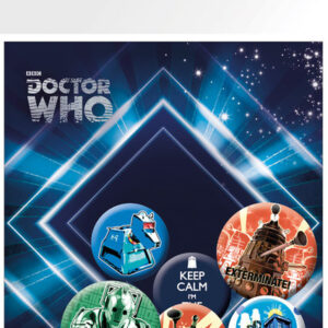 Posters Placka DOCTOR WHO - retro - Posters