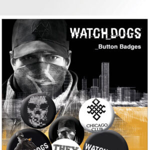 Posters Placka Watch dogs – aiden - Posters