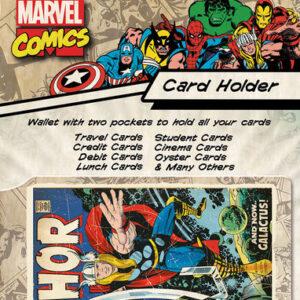 Posters MARVEL - thor Pouzdro na karty - Posters