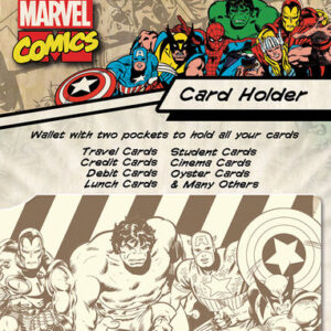 Posters MARVEL - heroes Pouzdro na karty - Posters