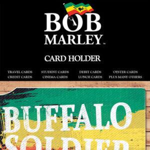 Posters BOB MARLEY - buffalo soldier Pouzdro na karty - Posters