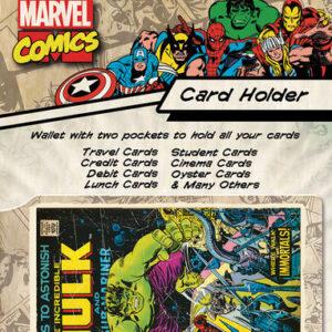 Posters MARVEL - hulk Pouzdro na karty - Posters
