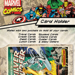 Posters MARVEL - silver surfer Pouzdro na karty - Posters