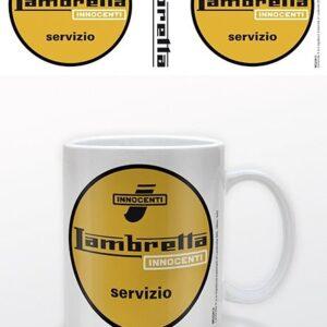 Posters Hrnek Lambretta - Servizio - Posters