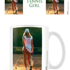 Posters Hrnek Tennis Girl - Posters