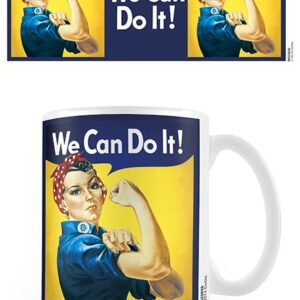 Posters Hrnek We Can Do It! - Rosie The Riveter - Posters
