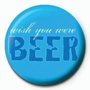 Posters Placka WISH YOU WERE BEER - Posters